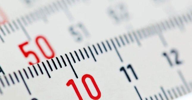 Das längste deutsche Wort gemessen