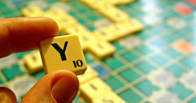 Wörter Mit Y Am Anfang Für Scrabblespieler Nachgeschlagen