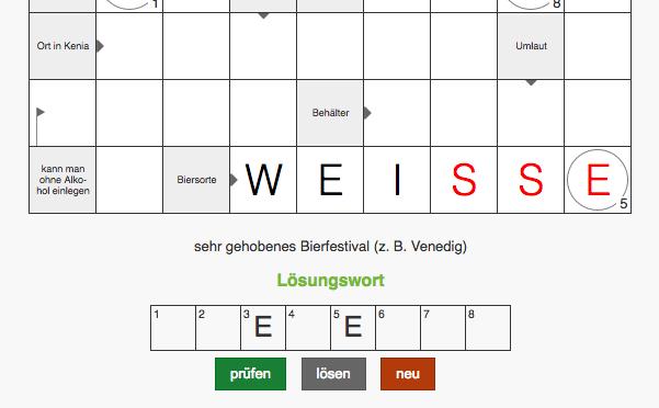 Hamburger Abendblatt Kreuzworträtsel Online