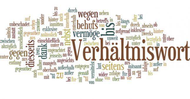 Das Verhältniswort im Kreuzworträtsel Titelbild