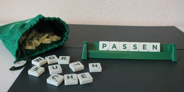 Passen im Scrabble