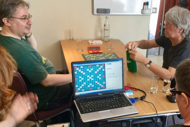 Deutsche Scrabble Meisterschaft in Duesseldorf 2017