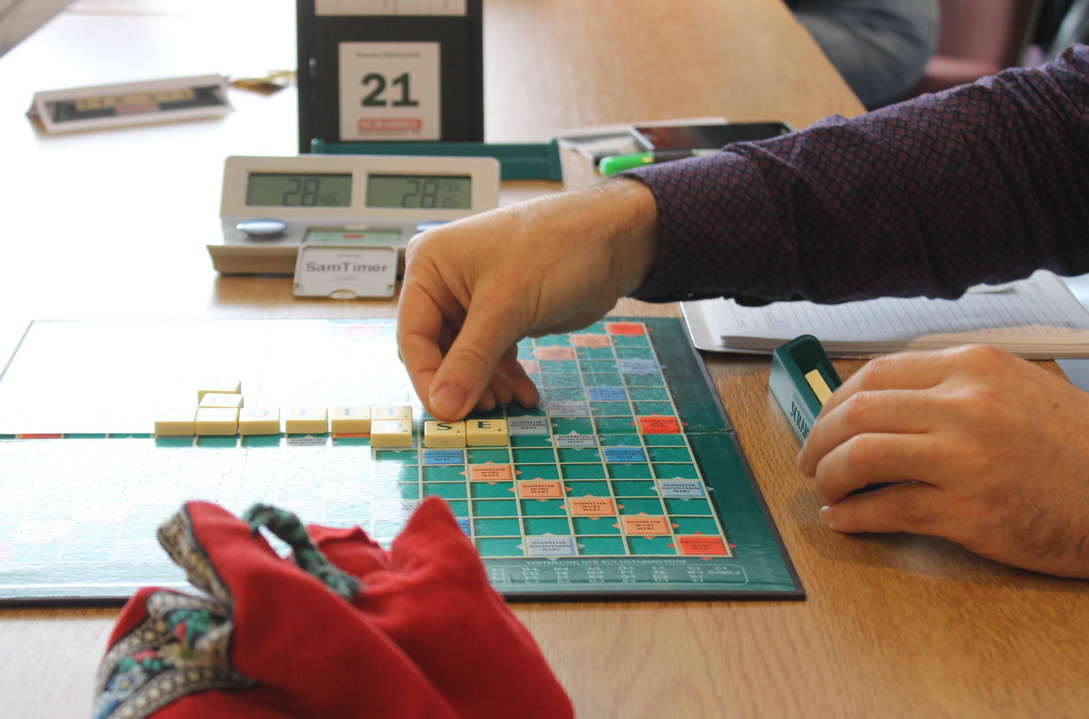 Scrabble Wort Suchen