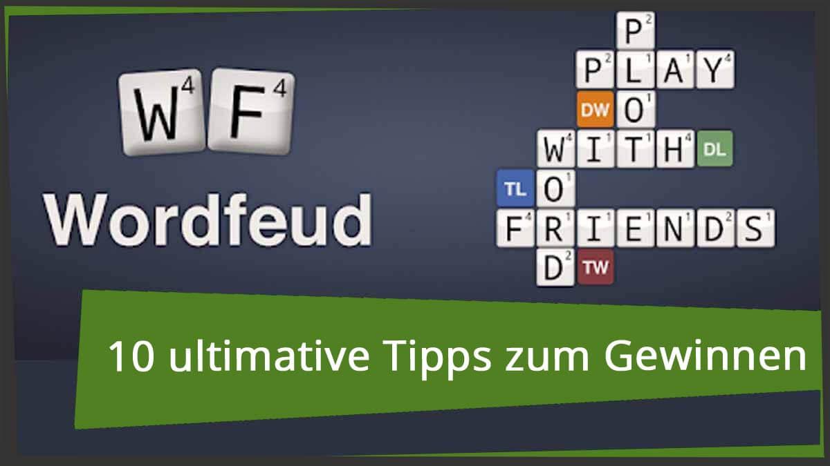 Wordfeud Wörterbuch