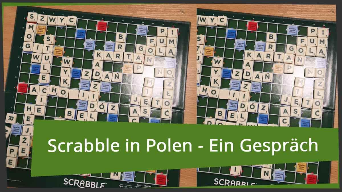 Scrabble in Polen Interview