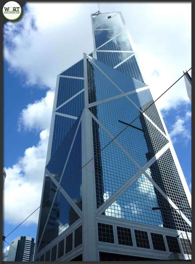 vierecke architektur bank of china
