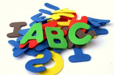 Anagramme aus Wörtern und einzelnen Buchstaben