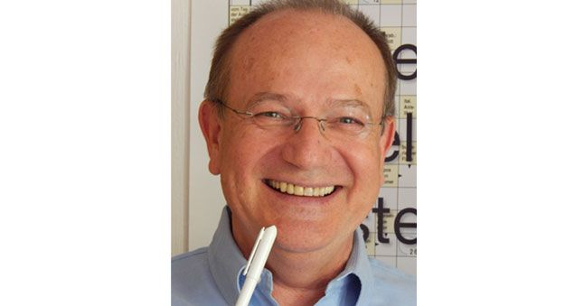 Johannes Susen - Autor der Kreuzworträtsel der 5. Deutschen Kreuzworträtsel-Meisterschaft